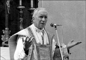 MGR LEFEBVRE-sermon