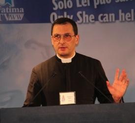 x stehlin Fatima Conference 2013